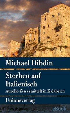 Sterben auf Italienisch (eBook, ePUB) - Dibdin, Michael