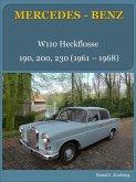 Mercedes-Benz, W110 Heckflosse (eBook, ePUB)