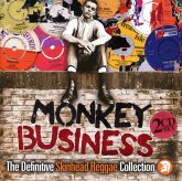Monkey Business: The Definitive Skinhead Reggae Co