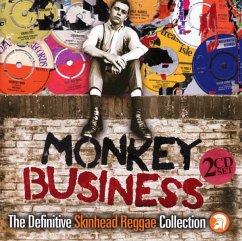 Monkey Business: The Definitive Skinhead Reggae Co - Diverse