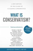 What Is Conservatism? (eBook, ePUB)