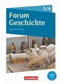 Forum Geschichte - Neue Ausgabe 5./6. Schuljahr - Gymnasium Baden-Württemberg - Von der Urgeschichte bis zum Beginn des Mittelalters