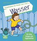 Projektideen für Kinder von 1 bis 4: Wasser