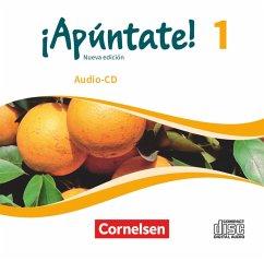 Audio-CD / ¡Apúntate! - Nueva edición Bd.1