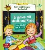 Mein Erzähltheater Kamishibai: Erzählen mit Musik und Klang für Kinder von 3 bis 8