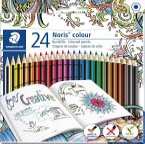 Staedtler - Farbstift Noris colour 24er-Etui