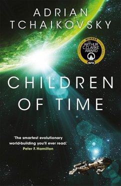 Children of Time - Tchaikovsky, Adrian