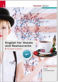 English for Hotels and Restaurants inkl. Übungs...
