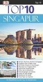 Top 10 Reiseführer Singapur, m. 1 Karte