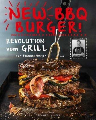 new bbq burger von manuel weyer portofrei bei b. Black Bedroom Furniture Sets. Home Design Ideas
