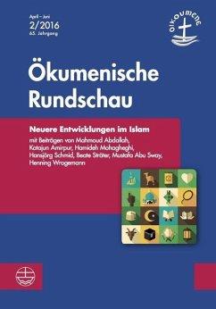 Neuere Entwicklungen im Islam