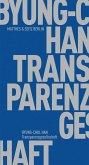 Transparenzgesellschaft (eBook, ePUB)