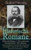 Historische Romane (eBook, ePUB)
