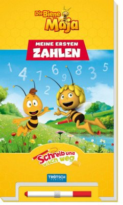 Meine ersten Zahlen ´´Die Biene Maja´´