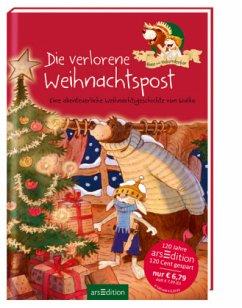Die verlorene Weihnachtspost / Hase und Holunderbär Bd.1