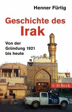 Geschichte des Irak - Fürtig, Henner