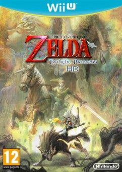 The Legend of Zelda: Twilight Princess HD (Wii U)