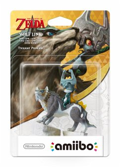 amiibo Wolf-Link The Legend of Zelda Collection (Twilight Princess)
