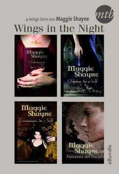 Wings in the Night - 4-teilige Serie von Maggie Shayne (eBook, ePUB) - Shayne, Maggie