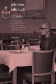 Johnson-Jahrbuch 22/2015 (eBook, PDF)