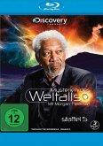 Mysterien des Weltalls - Mit Morgan Freemann - Staffel 5 BLU-RAY Box