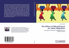 The Effect of Microfinance on Labor Migration - Tufeiru, Ahmed