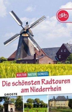 Die schönsten Radtouren am Niederrhein - Afschar, Patrick