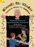 Klassik für Kinder, Sopranblockflöte und Klavier
