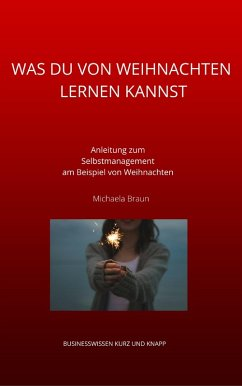WAS DU VON WEIHNACHTEN LERNEN KANNST (eBook, ePUB) - Braun, Michaela
