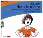 Zazie dans le métro, 1 Audio-CD\Zazie in der Metro, französische Version