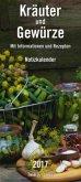 Kräuter & Gewürze Notizkalender 2017