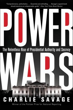 Power Wars (eBook, ePUB) - Savage, Charlie