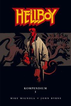 Hellboy Kompendium 1 - Mignola, Mike; Byrne, John