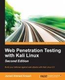 Web Penetration Testing with Kali Linux - Second Edition (eBook, ePUB)