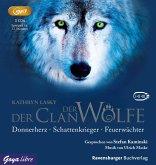 Der Clan der Wölfe, 3 MP3-CD