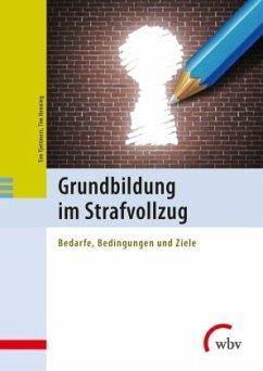 Grundbildung im Strafvollzug - Tjettmers, Tim; Henning, Tim