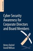 Cyber Security Awareness for Corporate Directors and Board Members (eBook, ePUB)