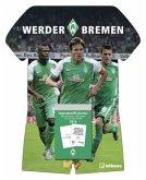 Werder Bremen 2017 Tagesabreißkalender