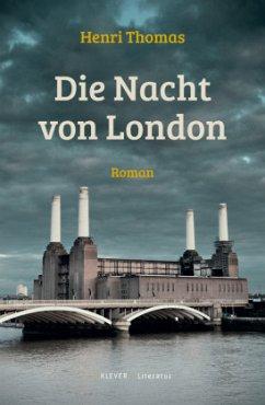 Die Nacht von London - Thomas, Henri
