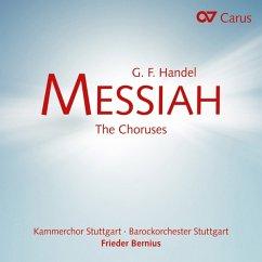 Der Messias-Chöre - Bernius/Kammerchor Stuttgart/Barockorch.Stuttg.