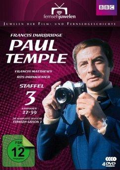 Paul Temple - Box 3 DVD-Box - Durbridge,Francis