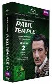 Francis Durbridge: Paul Temple - Box 2 DVD-Box