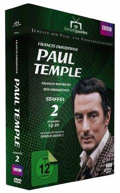 Francis Durbridge: Paul Temple - Box 2 DVD-Box - Durbridge,Francis