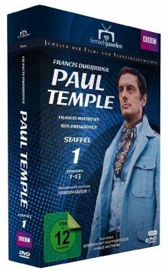Francis Durbridge: Paul Temple - Box 1 Fernsehjuwelen - Durbridge,Francis