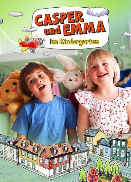 casper und emma im kindergarten auf dvd portofrei bei b. Black Bedroom Furniture Sets. Home Design Ideas