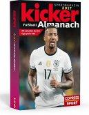 Kicker Fußball- Almanach 2017