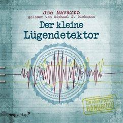 Der kleine Lügendetektor / Die Körpersprache des Datings, 3 Audio-CDs - Navarro, Joe