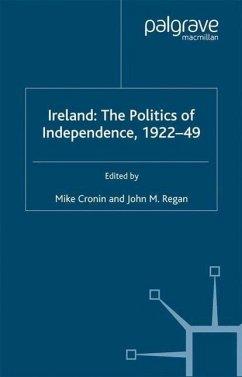 Ireland: The Politics of Independence, 1922-49 - Cronin, Mike