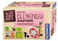 KOSMOS Alleskönner-Kiste Blühendes Papier