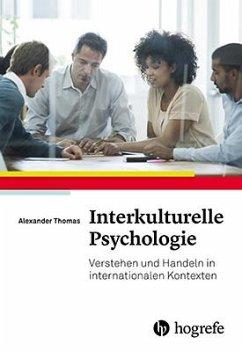 Interkulturelle Psychologie - Thomas, Alexander